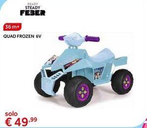 Oferta de Quad de juguete Feber por 49.99€