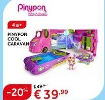Oferta de Muñecas PinyPon por 39.99€
