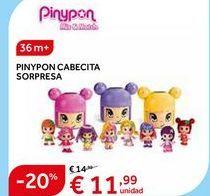 Oferta de Muñecas PinyPon por 11.99€