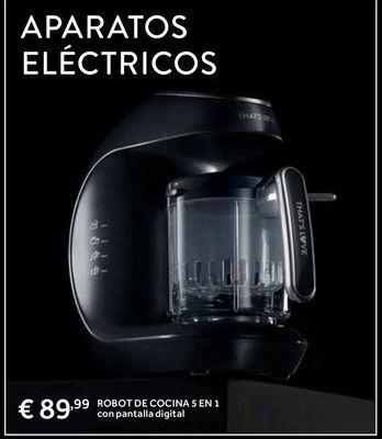 Oferta de Robot de cocina por 89.99€