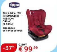 Oferta de Silla de coche Chicco por 99.99€