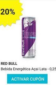 Oferta de Bebida de coco Red Bull por