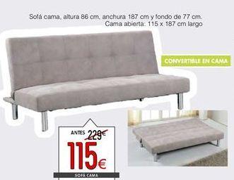 Oferta de Sofá cama por 115€