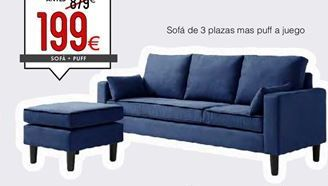 Oferta de Sofás por 199€