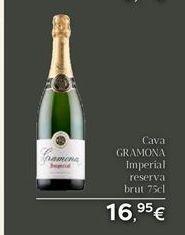 Oferta de Cava Gramona por 16.95€