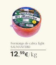 Oferta de Queso de cabra por 12.59€