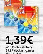 Oferta de Wc Bref WC por 1.39€
