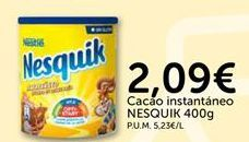 Oferta de Cacao soluble Nesquik por 2.09€