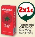 Oferta de Tomate frito Orlando por 1€