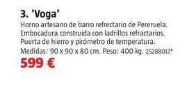 Oferta de Hornos por 599€