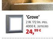 Oferta de Aplique de exterior por 24,99€