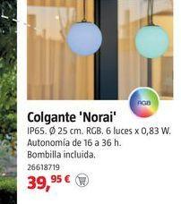 Oferta de Colgante por 39,95€