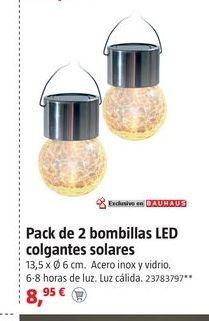 Oferta de Bombilla led por 8,95€