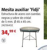 Oferta de Mesa auxiliar por 34,99€