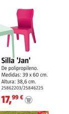 Oferta de Silla infantil por 17,99€