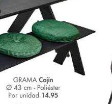 Oferta de Cojines por 14.95€