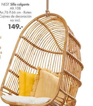 Oferta de Silla columpio por 149€