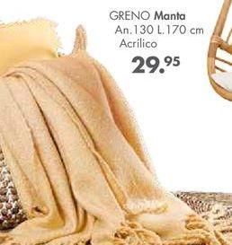 Oferta de Manta por 29,95€
