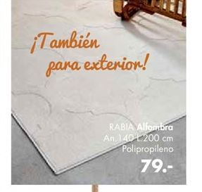 Oferta de Alfombras por 79€