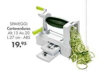 Oferta de Cortador de verduras por 19,95€
