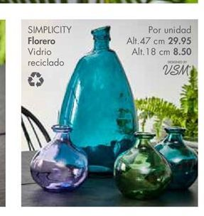 Oferta de Florero por 8,5€
