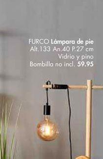 Oferta de Lámpara de pie por 59.95€
