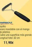 Oferta de Cepillo de jardín campingaz por 11,9€