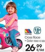 Oferta de Cross Race por 26.99€