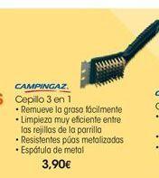 Oferta de Cepillo de jardín campingaz por 3,9€