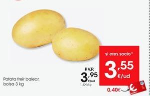 Oferta de Patatas por 3.95€