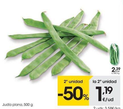 Oferta de Judías por 2.39€