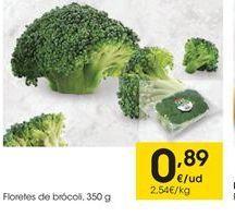 Oferta de Brócoli por 0.89€