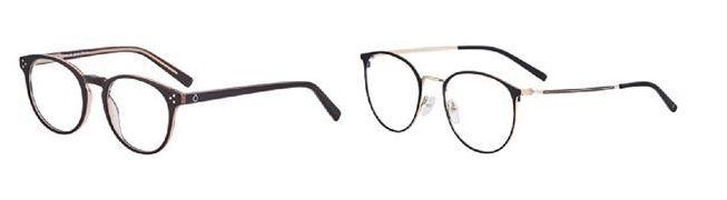 Oferta de Gafas con vidrios graduados antireflectantes monofocales por 45€