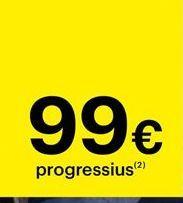 Oferta de Gafas con vidrios graduados antireflectantes progresivas  por 99€