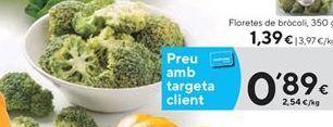 Oferta de Brócoli por 1.39€