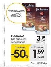 Oferta de Cápsulas de café Fortaleza por 3.19€