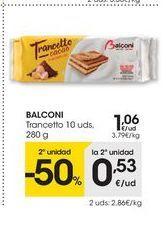 Oferta de Bollería Balconi por 1.06€