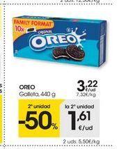 Oferta de Galletas Oreo por 3.22€
