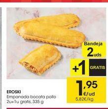 Oferta de Empanada por 1.95€