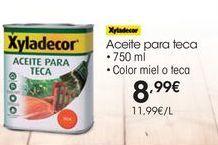 Oferta de Limpiador de madera Xyladecor por 8.99€