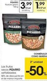 Oferta de Nueces Borges por 3.99€
