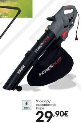 Oferta de Soplador Power plus por 29.9€