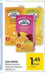 Oferta de Néctar Don Simón por 1.45€