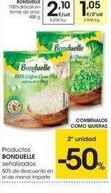 Oferta de Brócoli Bonduelle por 2.1€
