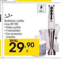 Oferta de Batidora de varillas Jata por 29.9€