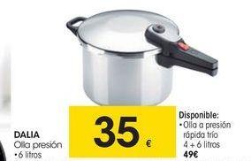 Oferta de Olla a presión Dalia por 35€