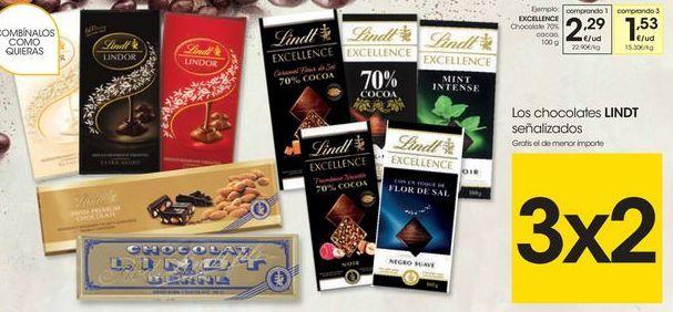 Oferta de Chocolate Bonduelle por 2.29€