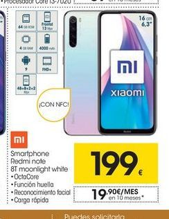Oferta de Smartphones Xiaomi por 199€