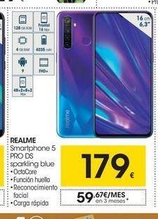 Oferta de Smartphones Realme por 179€