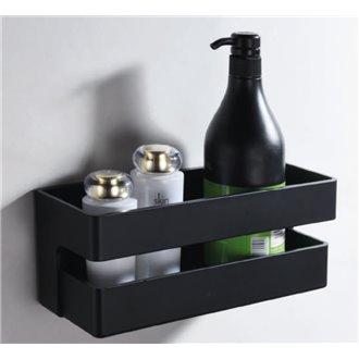 Oferta de Estante de PVC negro rectangular Imex por 16.98€